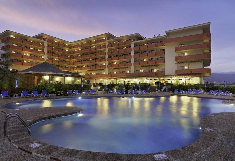 Outside Hotel H10 Taburiente Playa Playa de los Cancajos