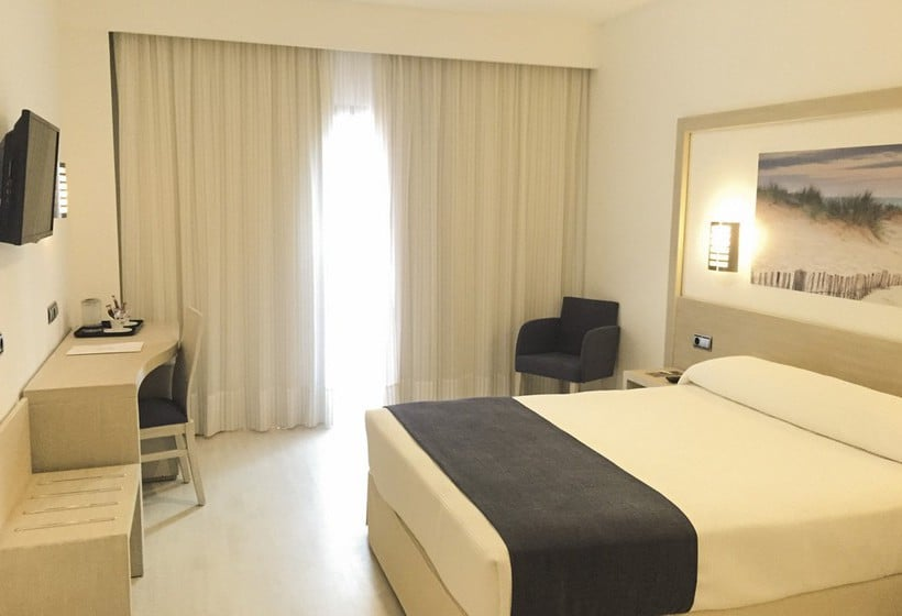 Room Hotel Spa Cadiz Plaza