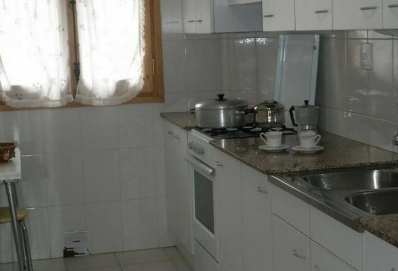 Cuisine Apartamentos Noray Barruera