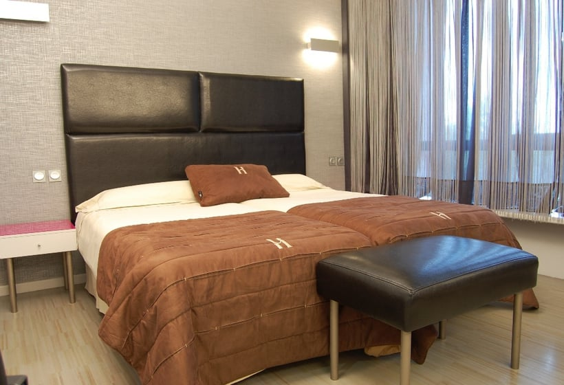 Room Escuela Hotel Santa Cruz Santa Cruz de Tenerife