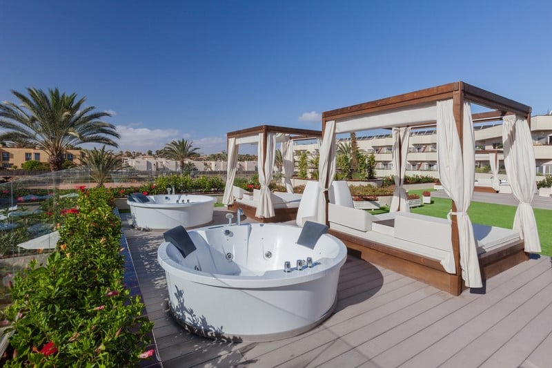 Terrace Hotel Barcelo Corralejo Bay - Adults Only