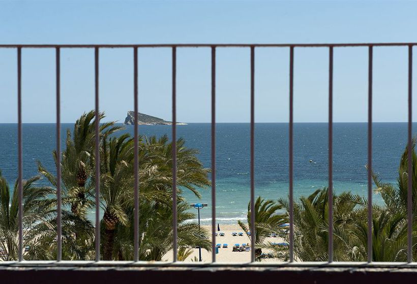 Terrace Hotel El Palmeral Benidorm