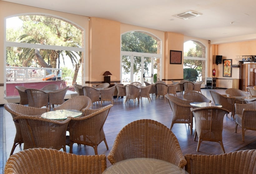 Terrace Hotel H Top Caleta Palace Platja d'Aro