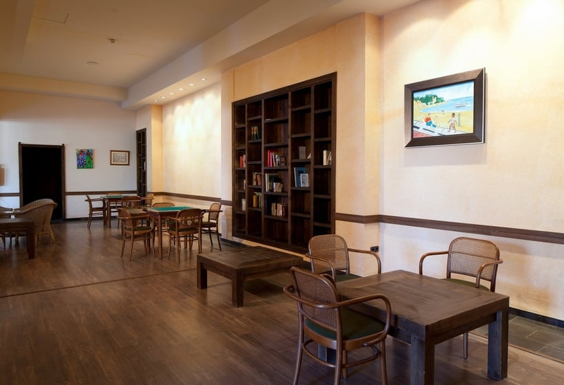 Common areas Hotel H Top Caleta Palace Platja d'Aro