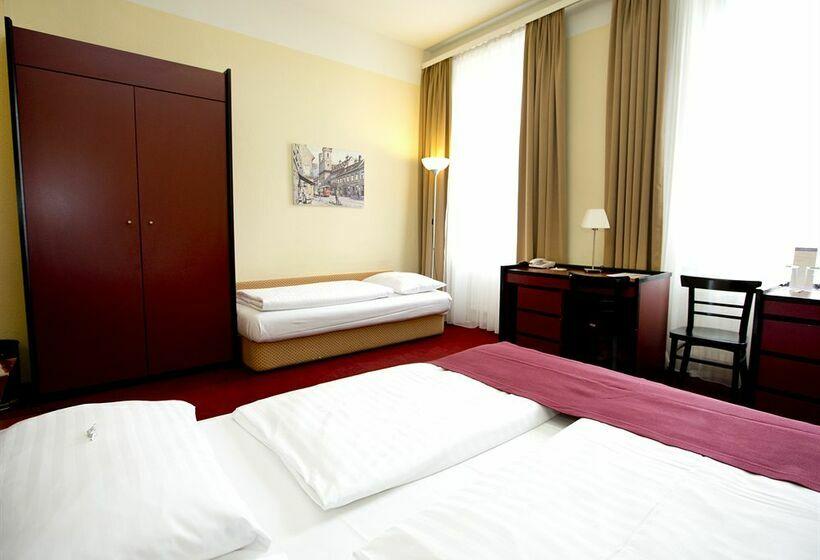 Hotel Furst Metternich Vienna