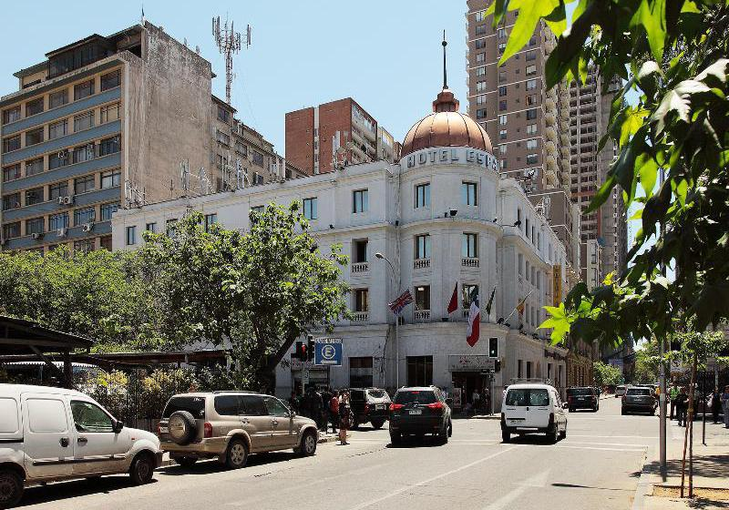 هتل España سانتیاگو