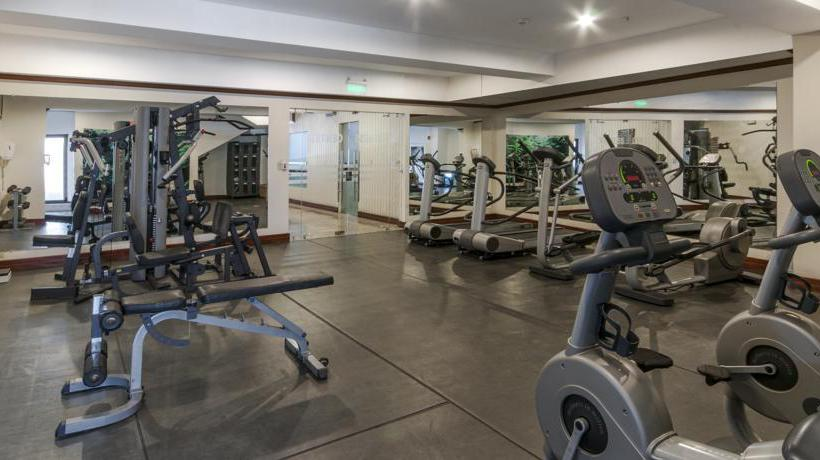 Sports facilities Hotel Holiday Inn San Jose Aurola