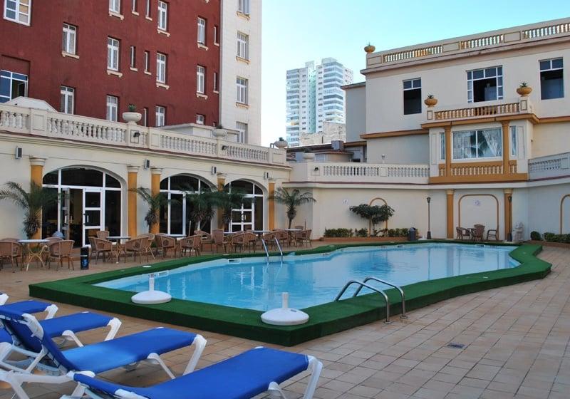 Swimming pool Hotel Roc Presidente Havana