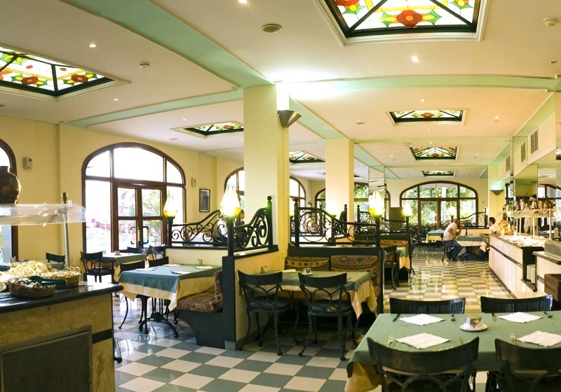 Restaurant Hotel Roc Presidente Havana