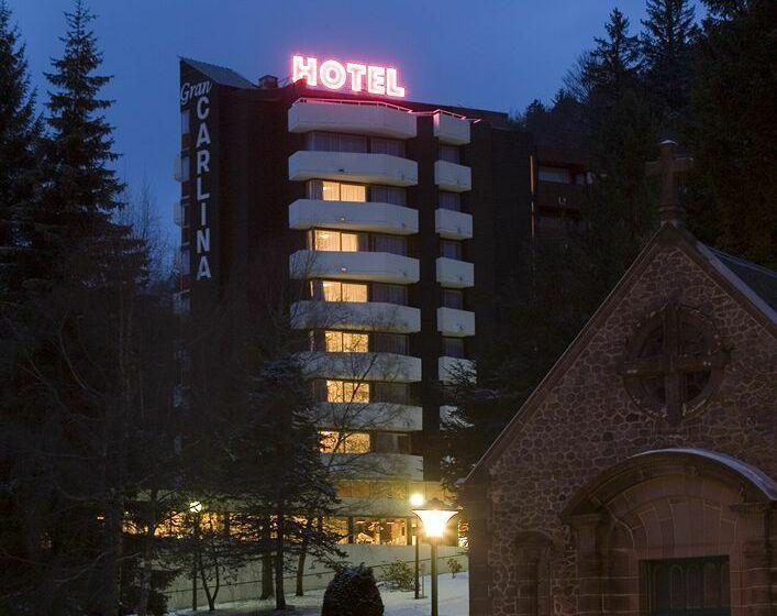 hotel gran carlina en le mont dore destinia