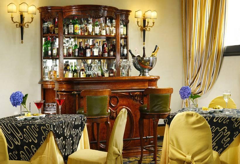 Cafetería Hotel Savoy Roma