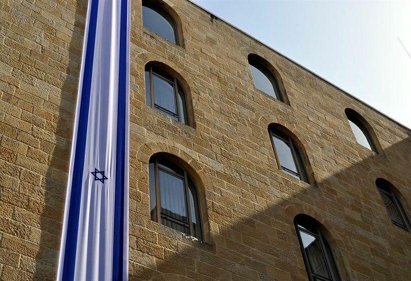 Hotel Mount Zion Jerusalem