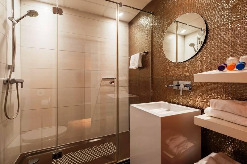 Bathroom Hotel Best Western Plus Airport Rotterdam