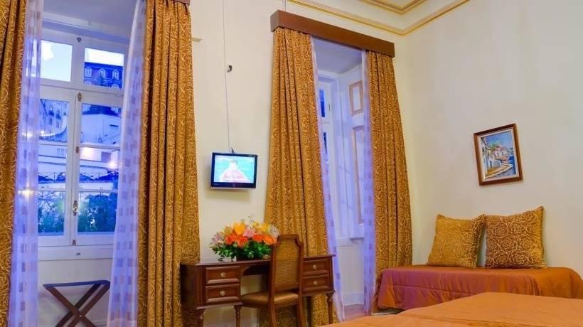 Room Hotel Americano Lisbon