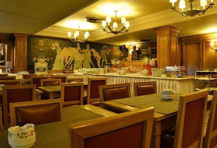 Restaurant Hotel Eduardo VII Lisbon