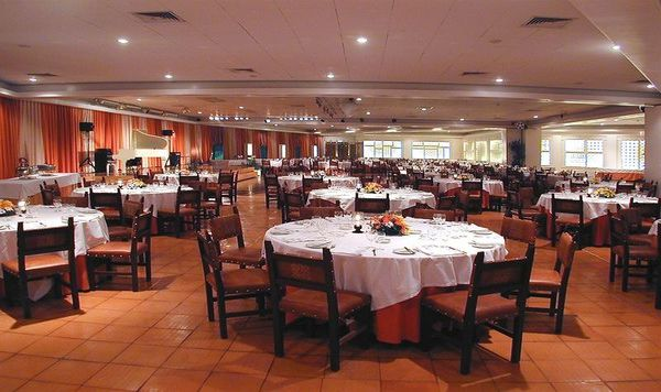 Restaurant Hotel Montechoro Albufeira