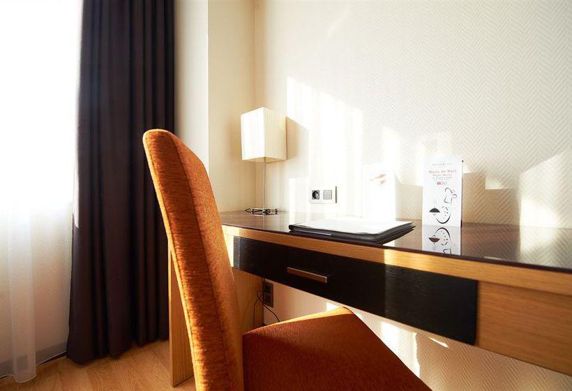 Room Hotel Husa President Park Brussels