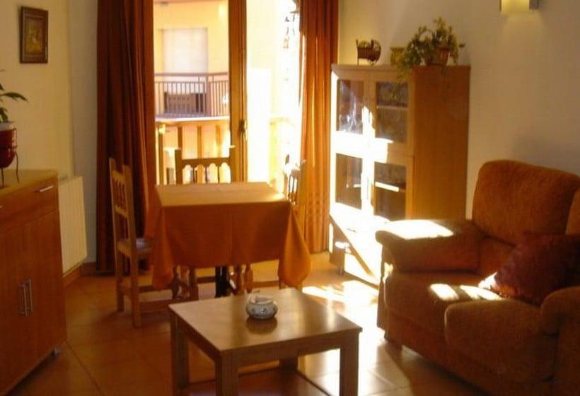 Room Aparthotel l\'Orri Encamp