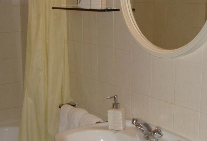 Bathroom Aparthotel l\'Orri Encamp