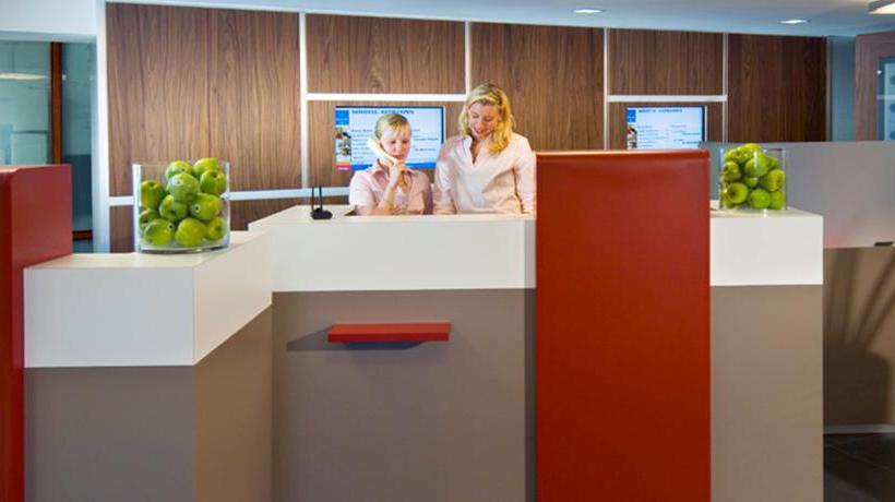 Reception Novotel Antwerpen