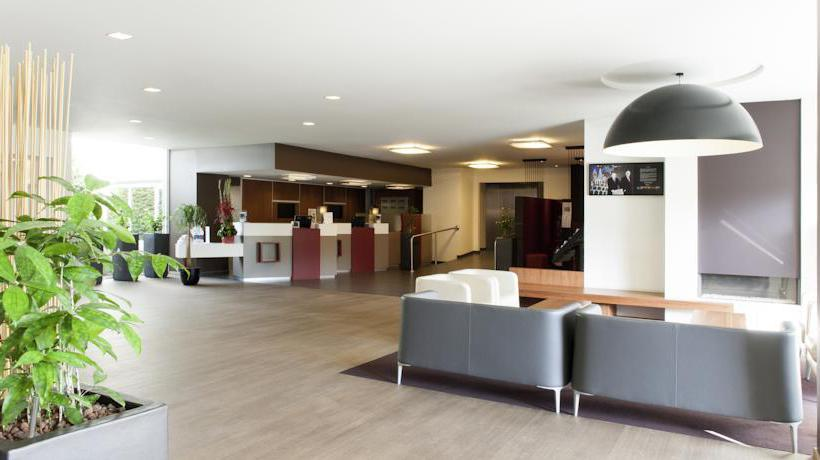 Common areas Novotel Antwerpen