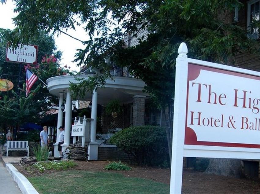 Hotel Highland Inn Atlanta