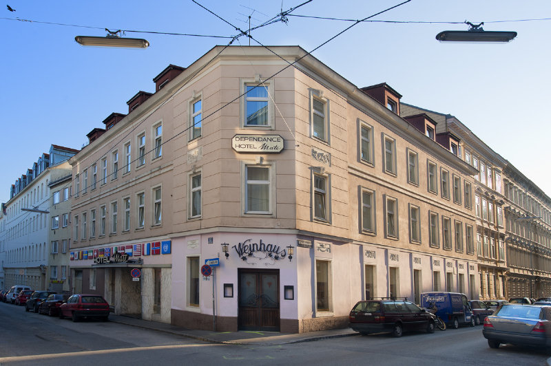 Hotel Mate Dependance Vienna