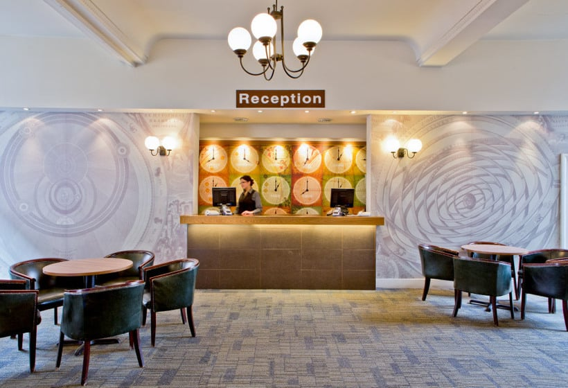Reception Hotel County London