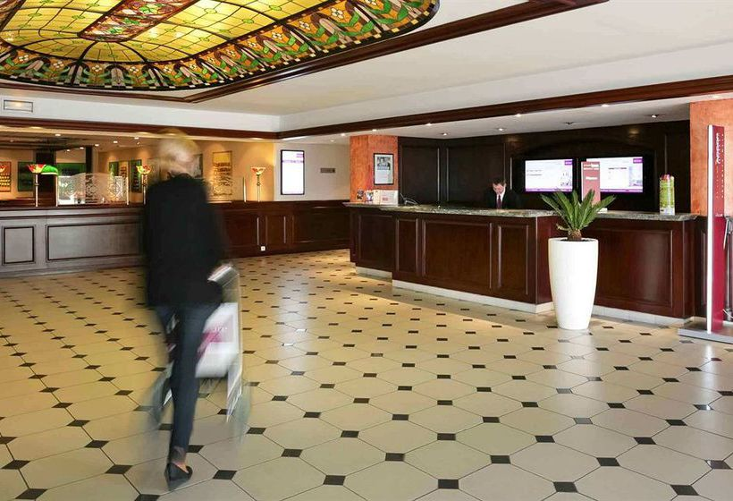 Hotel Mercure Lille Aeroport Lesquin