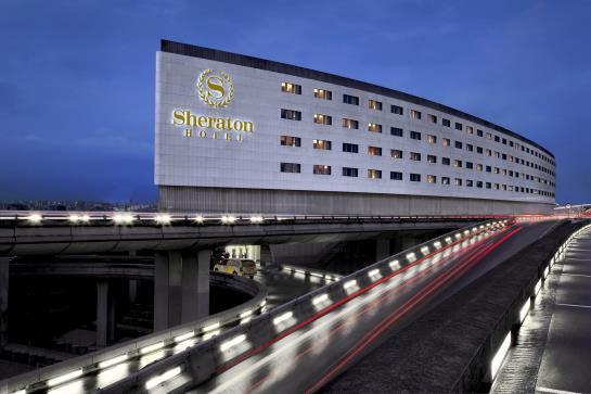 Hotel Sheraton Paris Airport Terminal Roissy-en-France