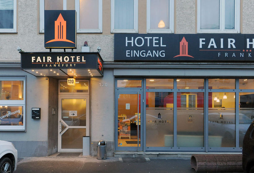 Fair Hotel An Der Messe Frankfurt
