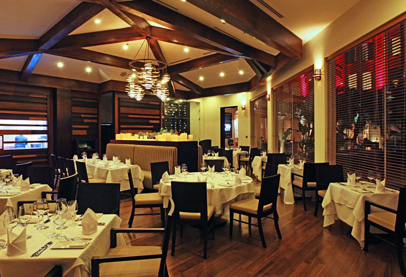 Restaurant Hotel InterContinental Real San Pedro Sula