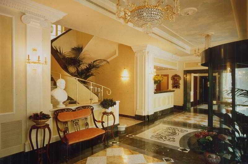 Hotel Mecenate Palace Rome