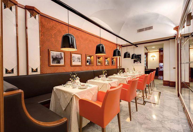 Hotel Albergo Del Senato Rome