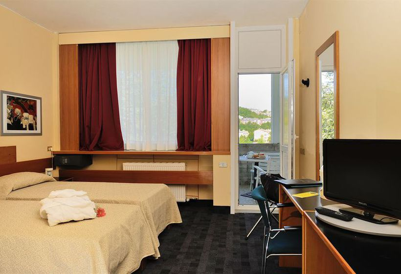 Room Hotel Santoli Porretta Terme