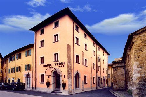 Hotel Verdi Pisa