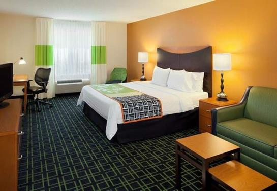 Hotel Fairfield Inn by Marriott Fayetteville