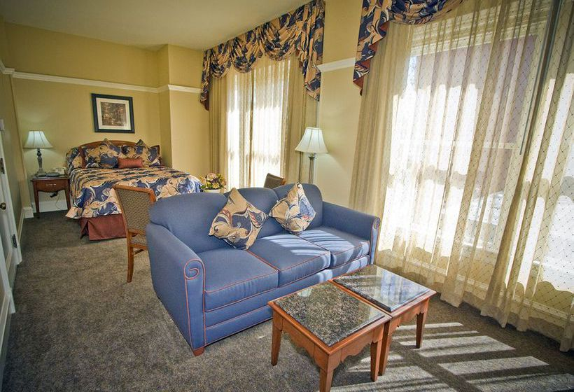 Hotel Gaslamp Plaza Suites San Diego