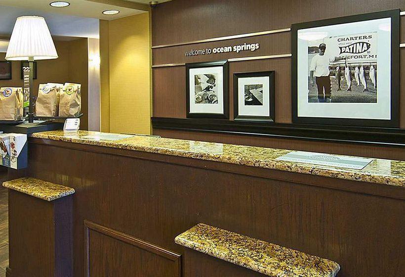 Hotel Hampton Inn Biloxi Ocean Springs