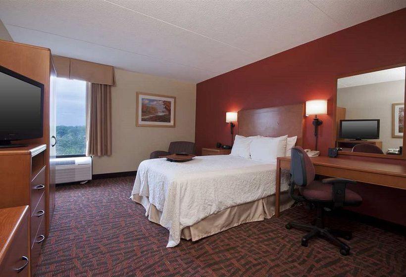 هتل Hampton Inn Philadelphia King of Prussia Valley Forge
