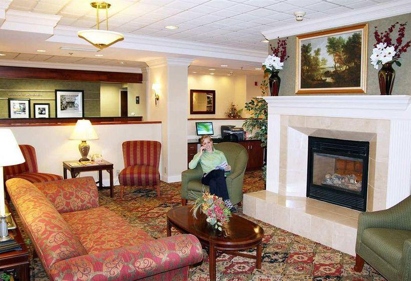 Hotel Hampton Inn Princeton