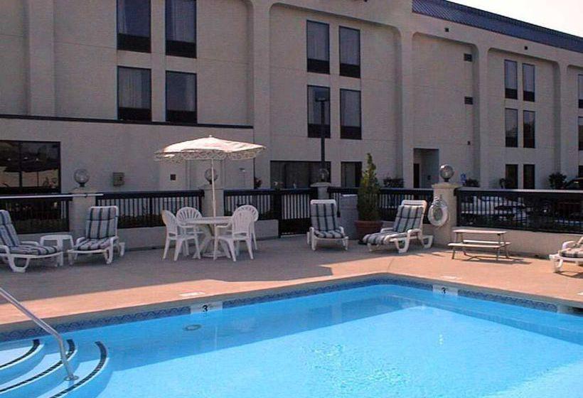 Hotel Hampton Inn Sumter