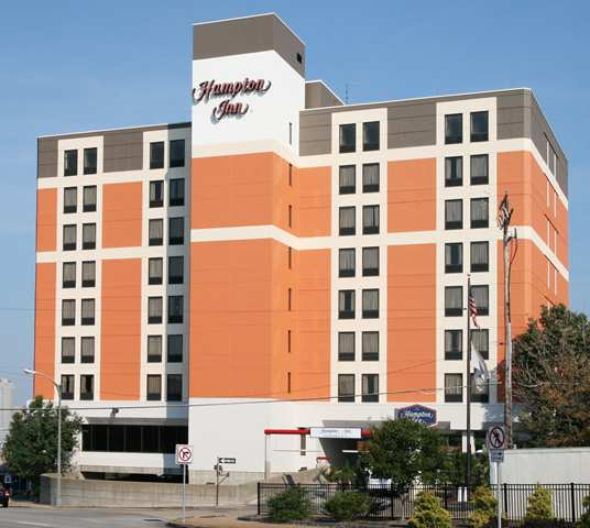 Hotel Hampton Inn Pittsburgh University Center