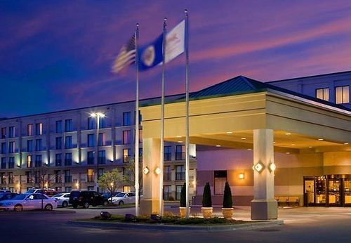 Hotel Minneapolis Airport Marriott Bloomington