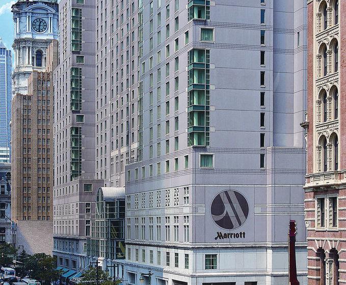 Hotel Philadelphia Marriott Downtown
