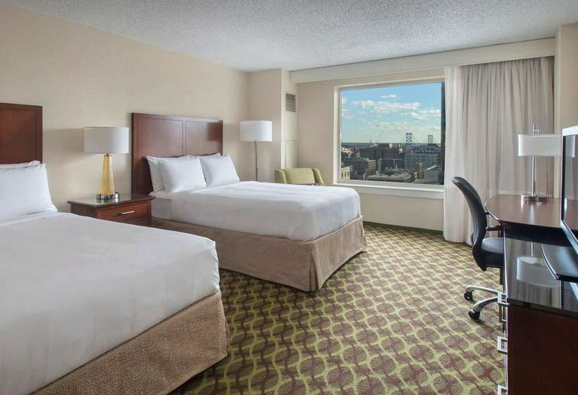 Hotel Philadelphia Marriott Downtown