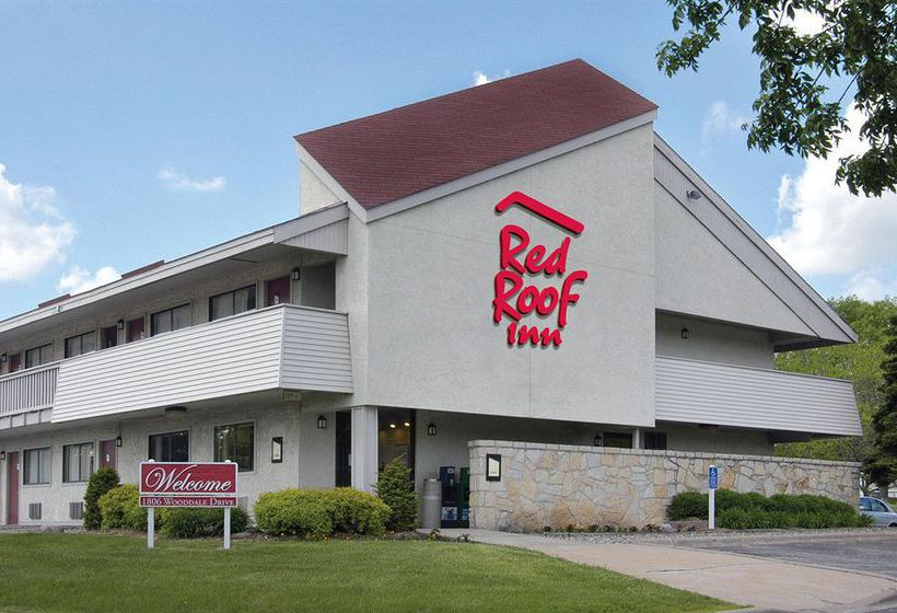 Hotel Red Roof Inn Saint Paul Woodbury