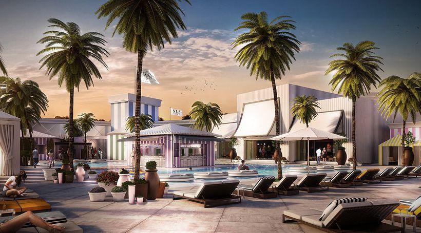 Hotel SLS Las Vegas & Casino