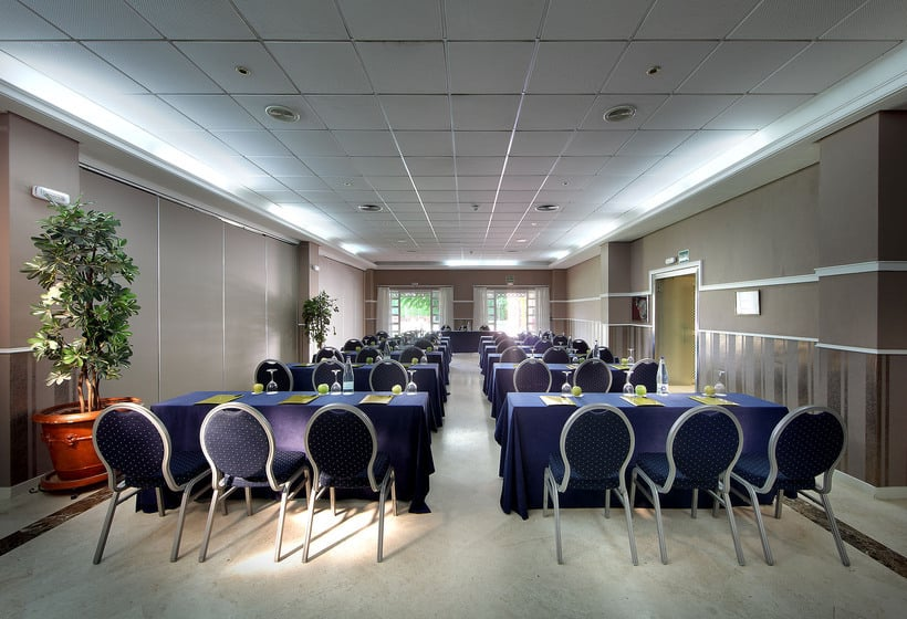 Meeting rooms Exe Gran Hotel Solucar Sanlucar la Mayor