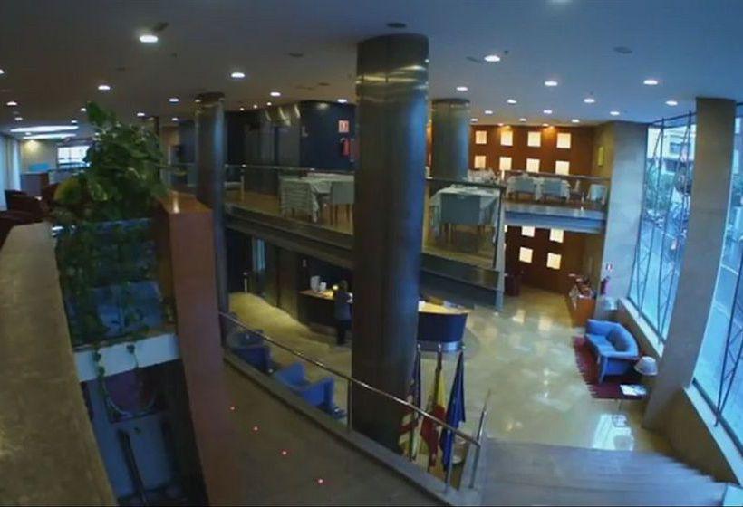 هتل Castellón Center Castellon de la Plana